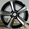 18 inch RS5 8P55AD-5665 : SIZE:18X8.0, PCD:5X112B, ET:+35, CB:66.5, FINISH:GLOSS BLACK PAINTED