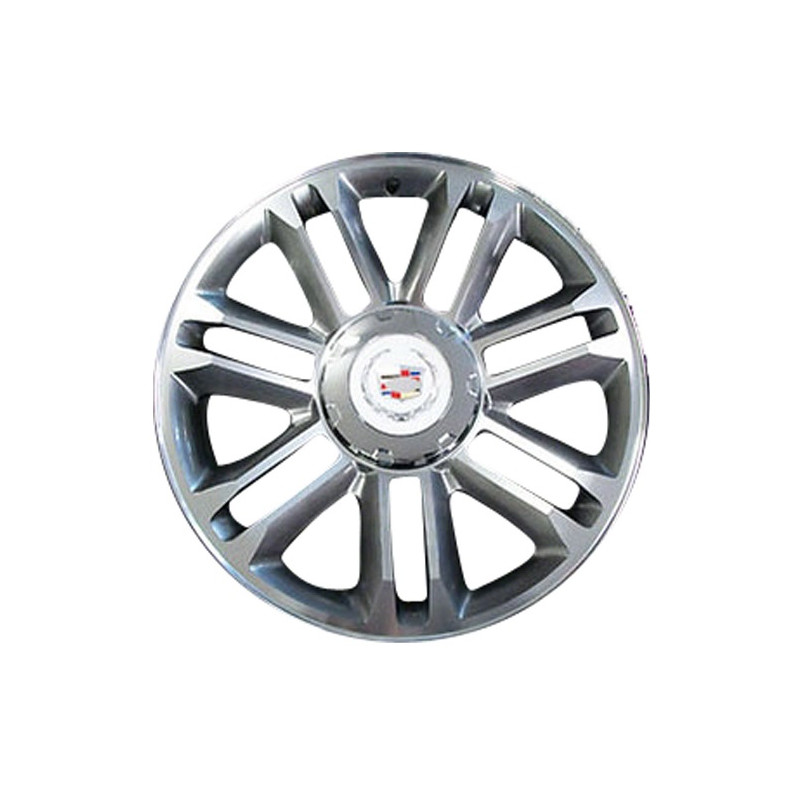 "Cadillac 22"" Triple Chrome ESCALADE 6X139.7 2C76CD-05358"