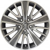 19 inch Jaguar 9M15JG-10286 : 尺寸:19X8.5, PCD:5X108C, ET:+40, CB:73, FINISH:GUN METAL MACHINED FACE/RIM