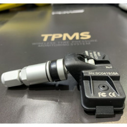 TPMS Sensor Programmable OE compatible 433Mhz Replacement Sensor