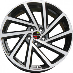 "7M15VW-5329 VOLKSWAGEN 17"" 5X112B 5X100B Polo Golf R"